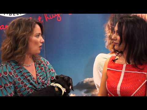 The Pack Mom Interview with Buddy Belt Total Pet Expo- uncut