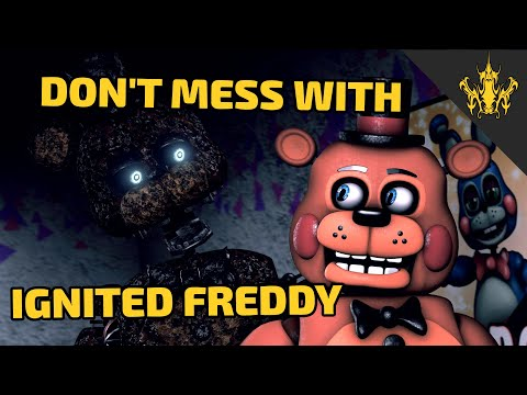 [SFM FNAF] Don't Mess With Ignited Freddy | Bertbert