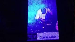James Holden @ Sónar Noche 2011 (18-6-2011)