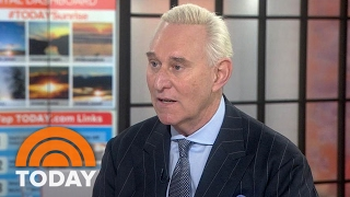 Former Trump Adviser Roger Stone: I Had No Contacts With Russian Officials | TODAY