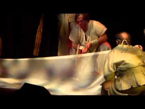 Kalevala Soikoon (the musical) part 12 - Sammon Taonta (Forging Sampo)