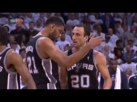 The San Antonio Spurs Top 10 All Time Clutch Shots.