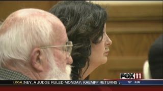 Stepmom sentenced for sex with daughter