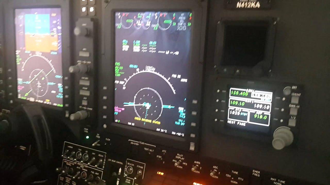 Update database FMS King Air 350