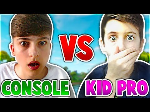 PLAYING AGAINST A PRO 14 YEAR OLD FORTNITE PLAYER (Sceptic) | Fortnite Battle Royale 1v1
