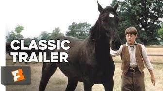 Black Beauty (1994) Official Trailer - Sean Bean, Jim Carter Horse Movie HD
