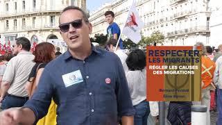Mon parcours et mes luttes : portrait de Bernard Borgialli, candidat insoumis