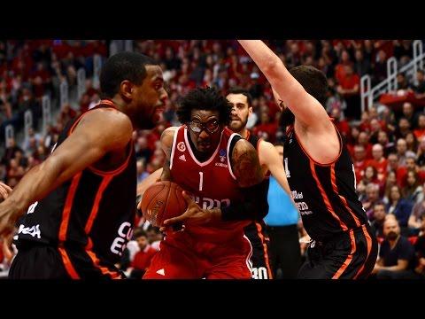 7DAYS EuroCup Highlights: Hapoel Yahav Bank Jerusalem-Valencia Basket, Game 2