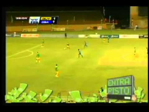 El Salvador - 3 Vs Guyana - 2 (11-09-12 Providence Stadium) Completo