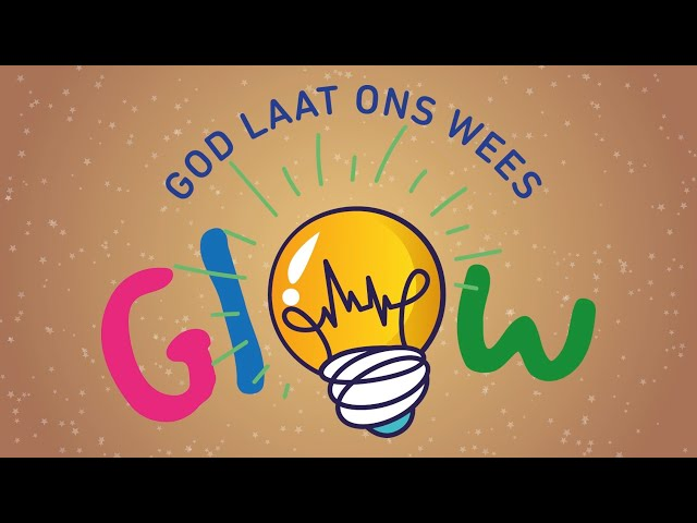 My God Kan Verf | Glow Kids - 20 September