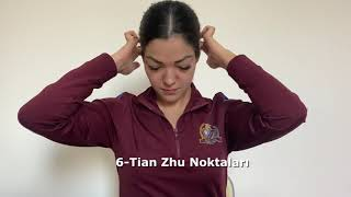 Akupresür Geleneksel Çin Tıbbı Ile Stres , Gerginlik Ve Baş Ağrılarına Son Verin