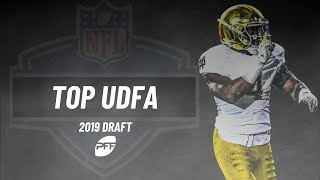 2019 NFL Draft: Top Undrafted Free Agents | PFF