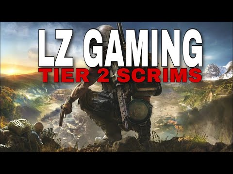LZ GAMING T2 SCRIM(Day2)