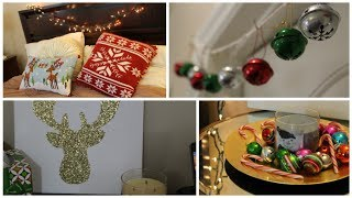 DIY Holiday Room Decorations! Thumbnail