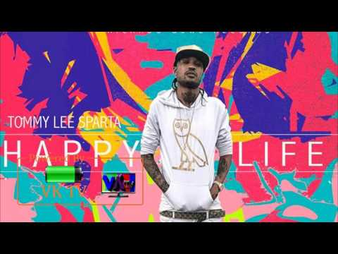 Tommy Lee Sparta - Happy Life (Audio)
