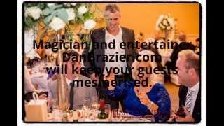 Professional Wedding Magician Devon