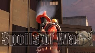 Team Fortress 2 | The Spoils of War - Steaming Hazmat Headcase