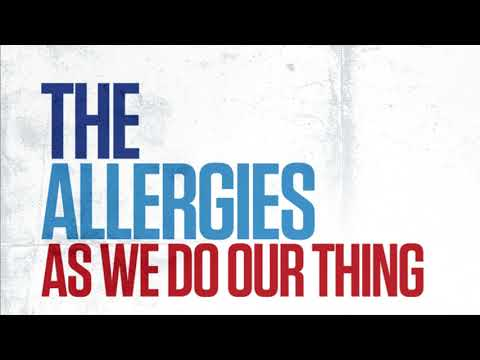 The Allergies - Blast Off (feat. Andy Cooper) (Official Audio)