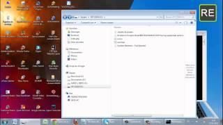 Como ver archivos ocultos de USB provocado por virus - CMD | DomineInternetAhora