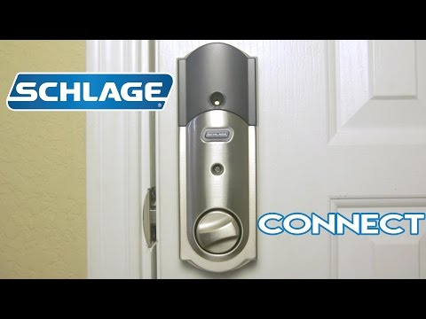 schlage-connect-touchscreen-z-wave-smart-deadbolt-with-alarm-review