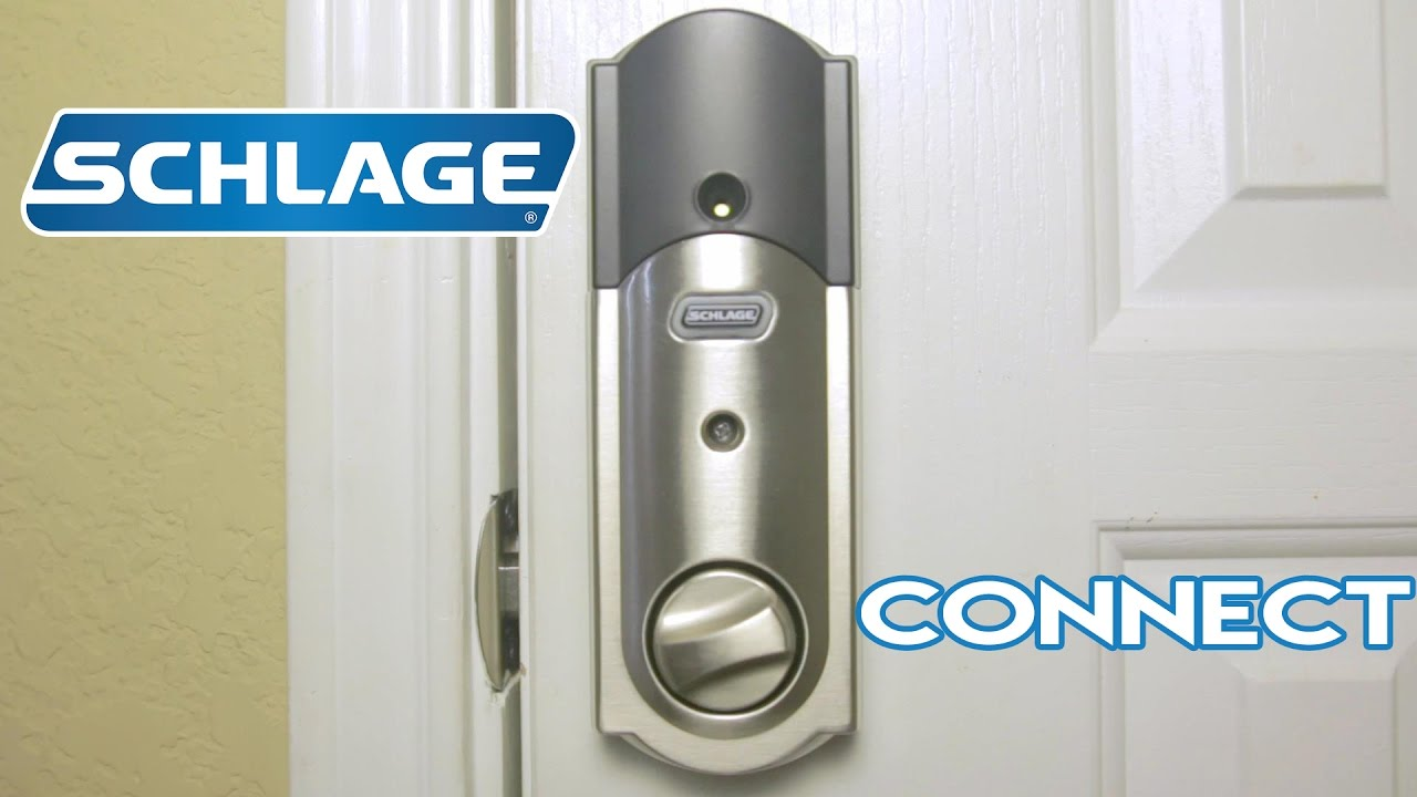 foto Schlage Connect smart lock review: Letting in Airbnb guests is a snap