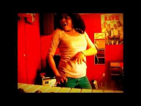 Tenisia sings Obsesion Ana Gabriel style karaoke Tonga Christchurch New Zealand