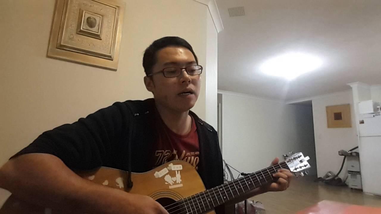 蘇打綠-下雨的夜晚 吉他彈唱 cover - YouTube