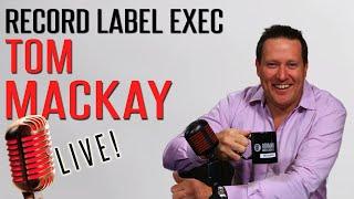 Tom MacKay, Record Exec - Renman Live #102