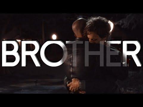 ✧・゚: *✧ — Brother   Spencer & Derek.