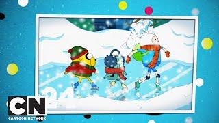 Odliczanie do Bożego Narodzenia   Dzień 24   Cartoon Network