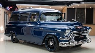1955 GMC Suburban Carryall For Sale
