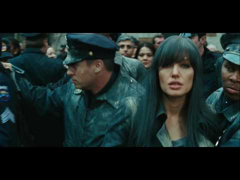 SALT 2nd Official FULL Movie Trailer In HD Angelina JOLIE  04/01/10