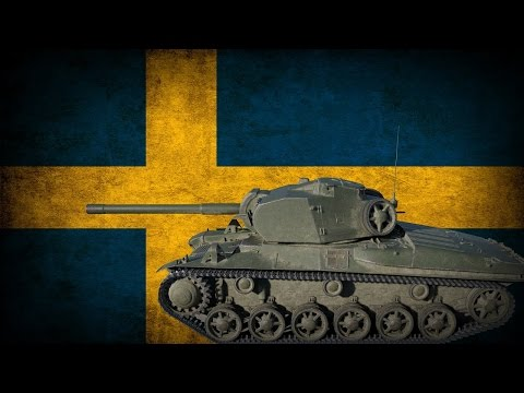 знакомство со шведом