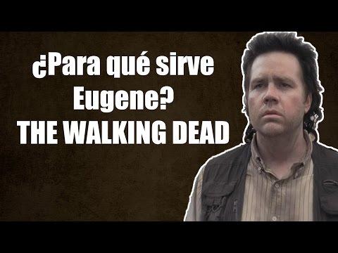 ¿Para qué sirve Eugene? ¿Personaje Inútil? - The Walking Dead Sexta Temporada