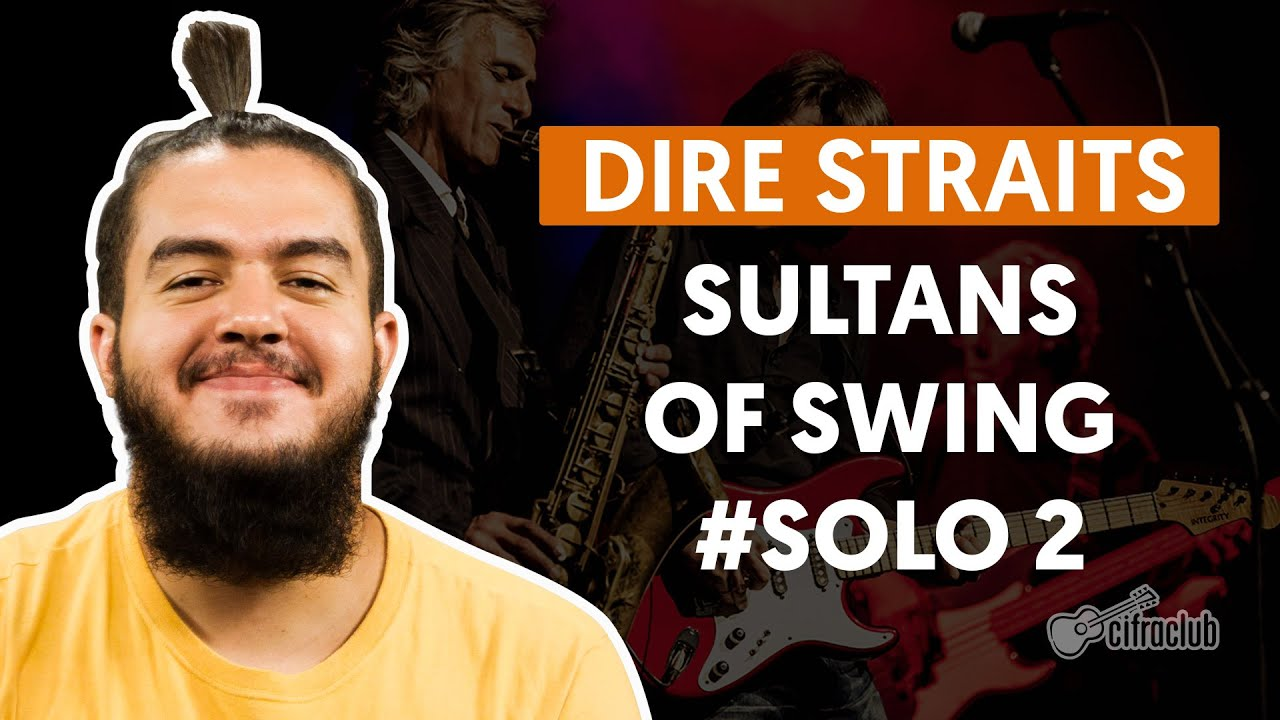Sultans Of Swing Solo 1 Dire Straits How To Play Guitar Solo Lesson Youtube