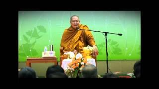 หลวงพ่อปราโมทย์ แสดงธรรม ณ การไฟฟ้าฝ่ายผลิตแห่งประเทศไทย 2554