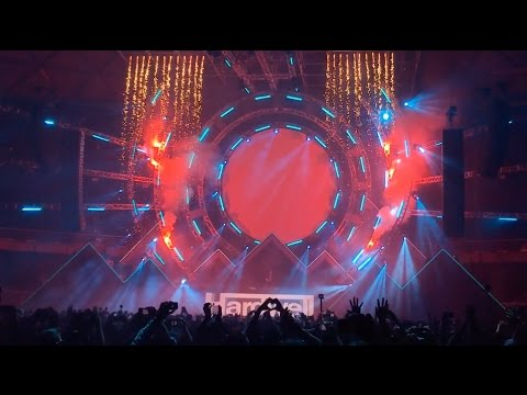 Hardwell @ Andes Special Chile 2017