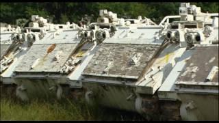LENTA (VC)  deposito carri armati