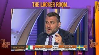 The Locker Room: Ciao Italia
