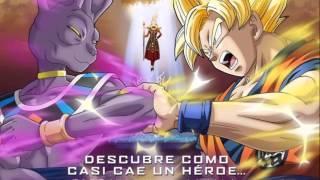DRAGON BALL Z: La Batalla De Los Dioses/Datos, Trama Y Otros (Adelanto de La Pelicula) 2013 HD