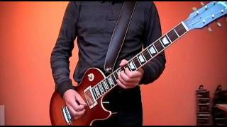 Hot Blue and Righteous ZZ Top solo cover