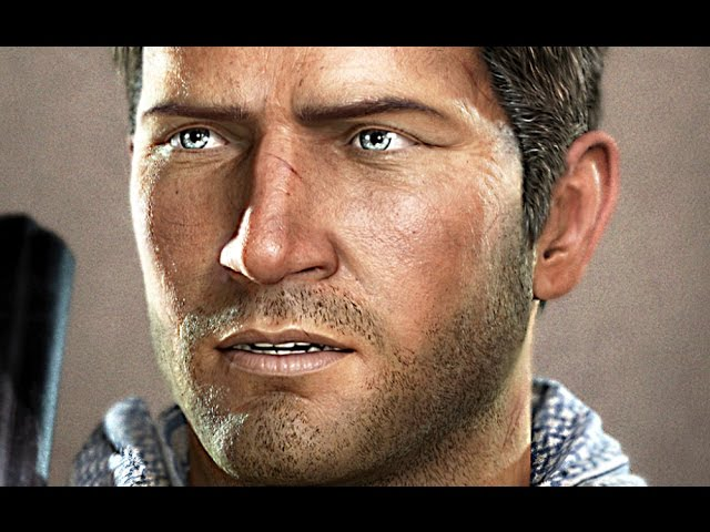 Uncharted 1 60fps All Cutscenes Movie 1080p Ps4 Nathan Drake