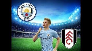 Manchester City X Fulham Ao Vivo HD 01/11