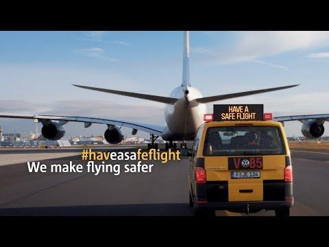 Have a safe flight! We make flying safer