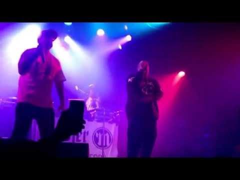 "B-Real and Berner Perform ""Shatter"" at The Catalyst in Santa Cruz Ca"