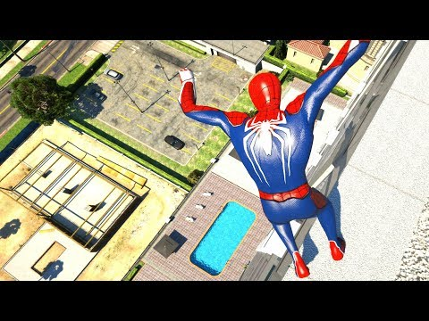 GTA 5 Epic Ragdolls/Spiderman Compilation Vol.23 (GTA 5, Euphoria Physics, Fails, Funny Moments)