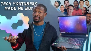 Download Tech YouTubers Made Me Buy! Mp3 and Videos