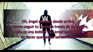 Alan Walker vs Coldplay  Hymn For The Weekend sub. español (audio remix)