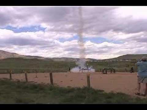 Shine amateur rocket clubs with