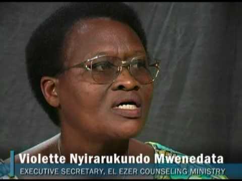 Violette Nyirarukundo Mwenedata: Don't waste your pain